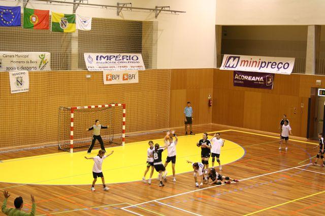 Fase Final Infantis Femininos, 7 a 10.06.2008 - JAC-Alcanena : AD Sanjoanense 5