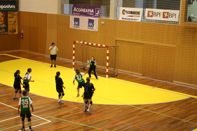 Fase Final Infantis Femininos, 7 a 10.06.2008 - C.D.B. Perestrelo : C.S. Juv. Mar 5
