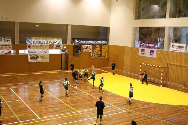 Fase Final Infantis Femininos, 7 a 10.06.2008 - C.D.B. Perestrelo : C.S. Juv. Mar 2