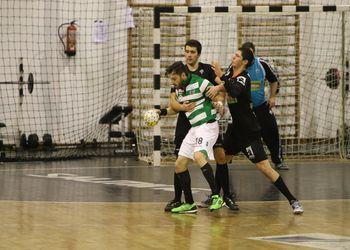 Àguas Santas Milaneza : Sporting CP - Campeonato Andebol 1 - foto: António Oliveira