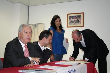 Carlos Resende - posse Conselho Consultivo