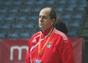 Jose Antonio Silva (treinador SL Benfica)