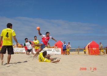 Campeonato Regional de Andebol Praia AA Leiria 2009