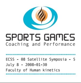 Logo European Congress Of Sport Science ECSS