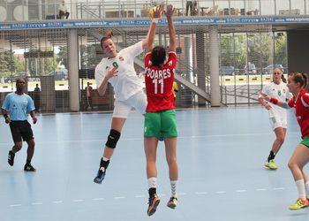Hungria : Portugal - qualificação Mundial Sub20 Femininos