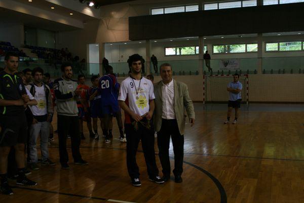 AC Fafe - 2º classificado da fase final de Juniores Masculinos da 2ª Divisão 2011/12