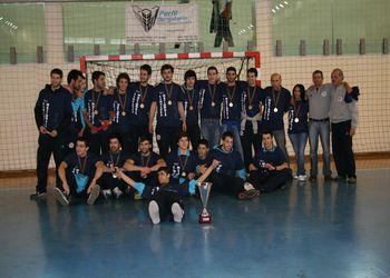 ADA Maia-Ismai - Campeão Nacional de Juniores Masculinos da 2ª Divisão 2011/12