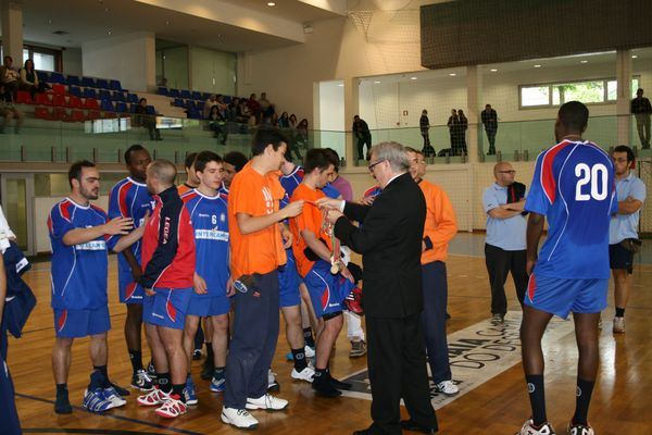 NAAL Passos Manuel - 3º classificado da fase final de Juniores Masculinos da 2ª Divisão 2011/12