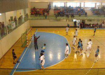 Fase final de Juniores Masculinos da 2ª Divisão 2011/12