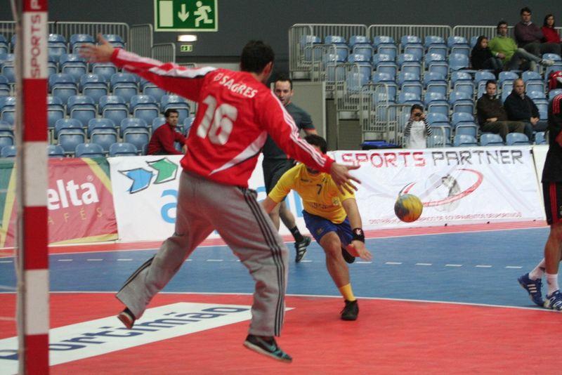 SL Benfica : CD Xico Andebol - Supertaça Andebol Portimão 2010