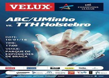 Cartaz ABC/UMinho - TTH Holstebro