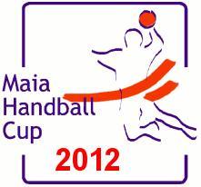 Logo Maia Handball Cup 2012