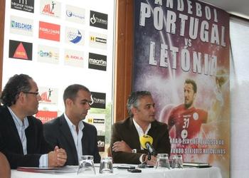 Conf.Imprensa - Portugal-Letónia 2