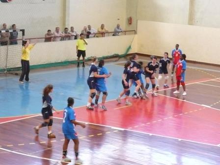 Maiastars : ASS Assomada - Fase Final B Campeonato Nacional Juniores Femininos 5