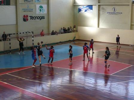Maiastars : ASS Assomada - Fase Final B Campeonato Nacional Juniores Femininos 8