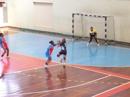 Maiastars : ASS Assomada - Fase Final B Campeonato Nacional Juniores Femininos 6