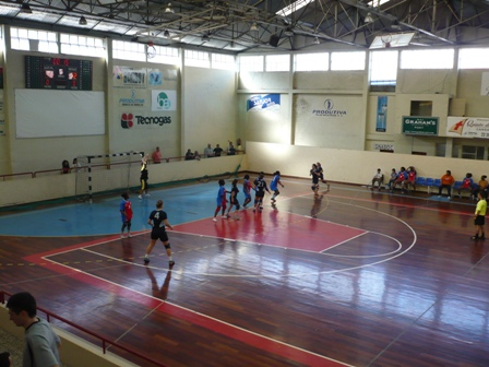 Maiastars : ASS Assomada - Fase Final B Campeonato Nacional Juniores Femininos 7