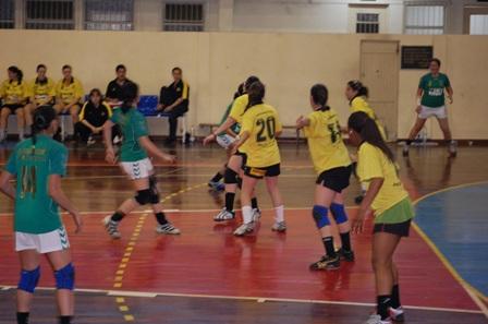 Col. João Barros : Colégio Gaia - Fase Final B Campeonato Nacional Juniores Femininos 1
