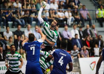 FC Porto : Sporting CP - meia-final Taça Portugal Seniores Masculinos - foto: Pedro Alves