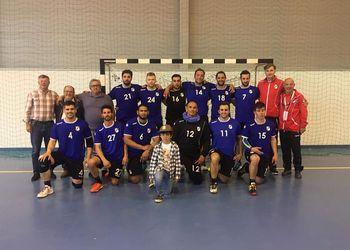 Sporting Club da Horta - Campeão Nacional 2ª Divisão Seniores Masculinos