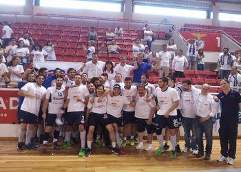 AC Fafe - Campeão Nacional 2ª Divisão Seniores Masculinos 2014-2015