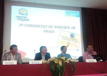 2º Congresso de Andebol de Praia 2015
