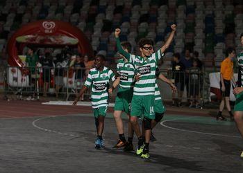 Sporting CP - finalista ENI Leiria 2015