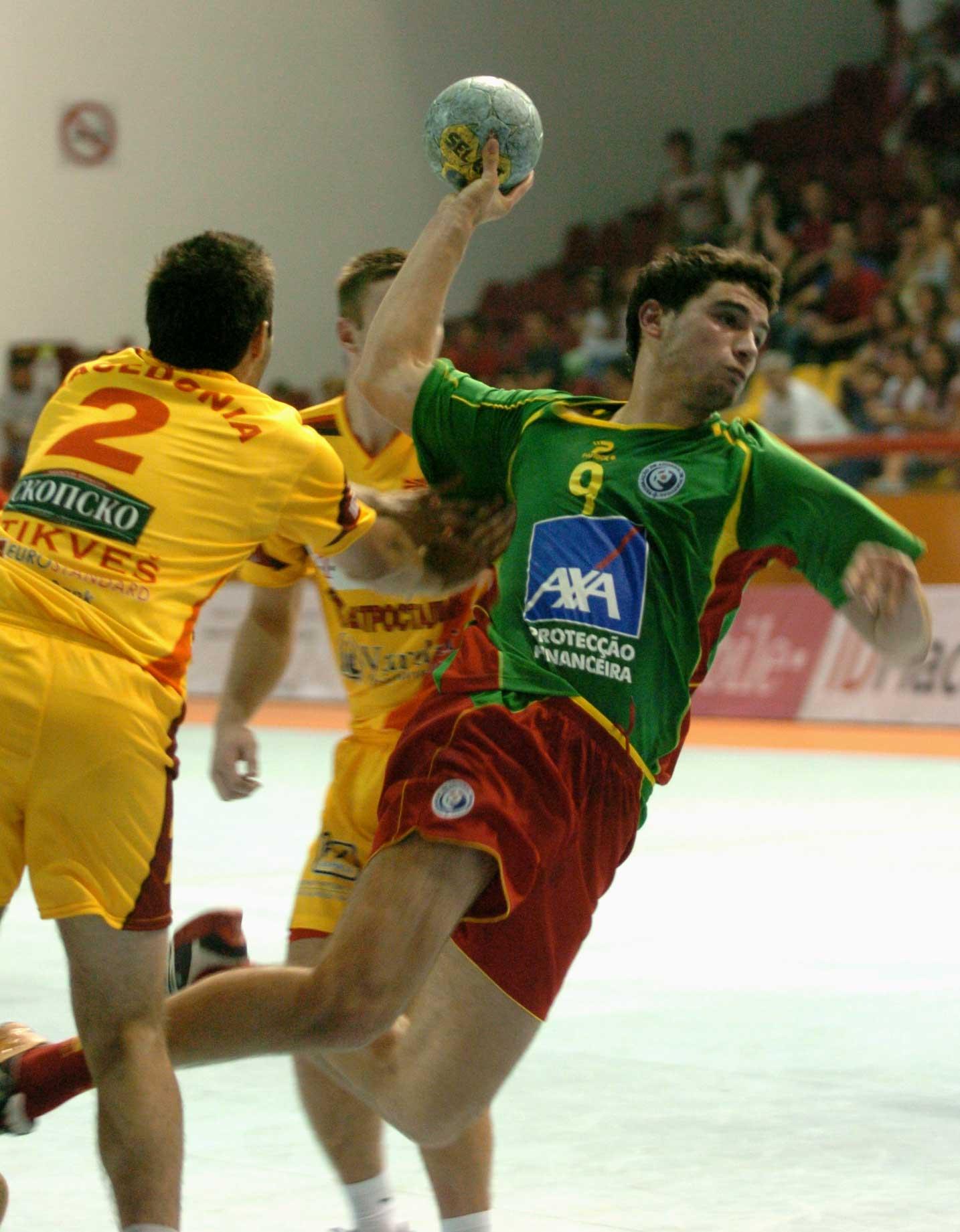 Mundial Sub21_Portugal-Macedónia 2