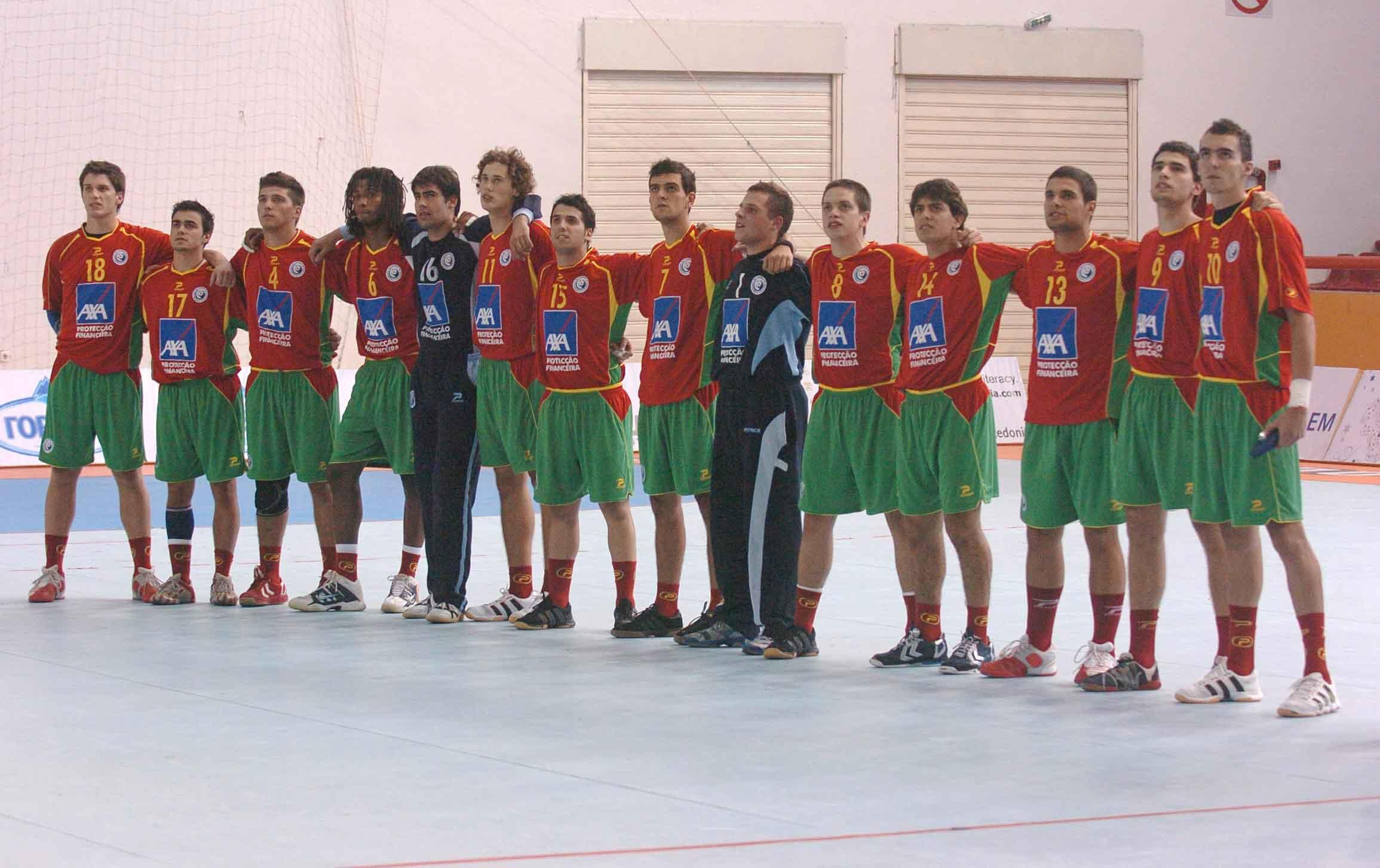 Mundial Sub21_Portugal_Juniores A masculinos