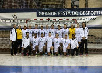Selecção Nacional A Feminina 2014-2015 - foto: Manuel Azevedo