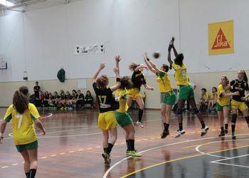 Col. Gaia - SIM Porto Salvo - Fase Apuramento Campeonato Nacional de Juvenis Femininos