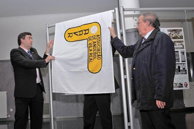 Abertura da Exposição 25 Anos da Associação de Andebol de Vila Real - 12.01.13