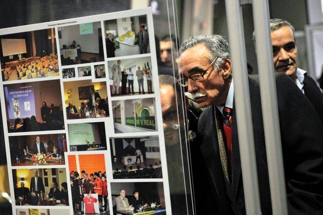 Exposição 25 Anos da Associação de Andebol de Vila Real - 12.01.13
