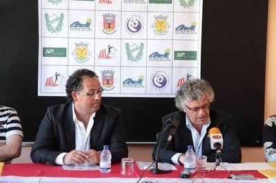 Sorteio das meias-finais da Taça de Portugal Seniores Femininos 2011-12