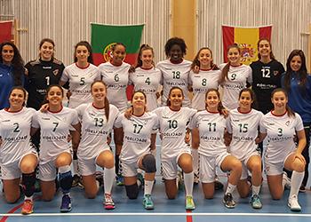 Torneio Scandibérico - Espanha x Portugal - 3ª Jornada - 26/11/2017