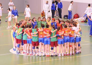 Taça Latina - Portugal : Espanha (femininos)