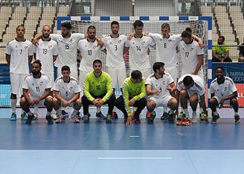 Seleção Sub-20 Masculina - Antevisão - Jogos com Espanha