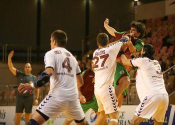 Portugal : Letónia - qualificação Campeonato Mundo 2011