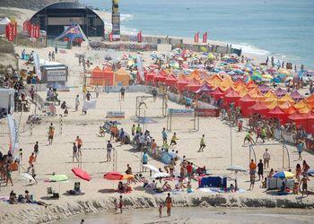 Circuito Regional de Andebol de Praia de Leiria - Praia de Paredes