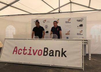 Mário Bernardes e Walter Chicharro - Sorteio da Fase Final do Circuito Nacional Activo Bank 2018