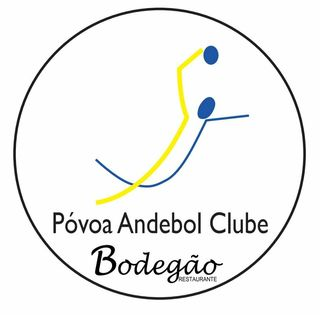 Logo Póvoa Andebol/ Bodegão
