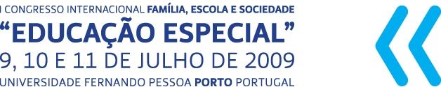Logo I Congresso Internacional Família, Escola e Sociedade