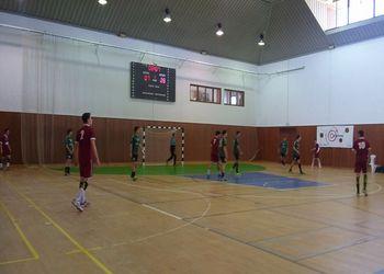 Fase Final do Campeonato Nacional Iniciados Masculinos