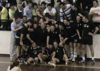 Académica São Mamede - campeã 2.ª divisão 2010