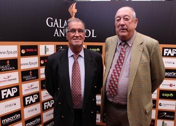 Angelo Pintado e José Ribeiro - Prémios Homenagem e José Carreira - Foto José Lorvão