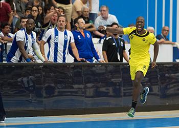 Campeonato Andebol 1 - FC Porto : ABC UMinho - 1ª Jornada