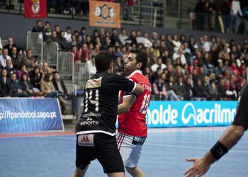 Supertaça Portimão 2011 - SL Benfica : Águas Santas - final da Supertaça 2011  - foto: João Matos