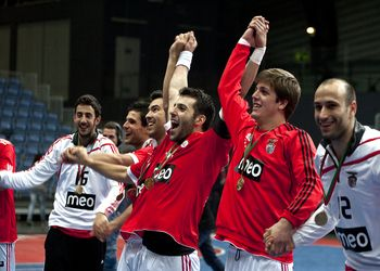 Supertaça Portimão 2011 - SL Benfica vencedor da Supertaça 2011 - foto: João Matos