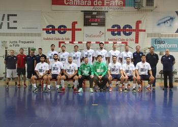 Foto Andebol Clube Fafe - Andebol 1 - 2016-17