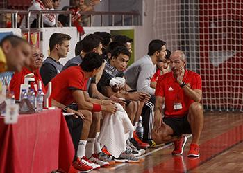 EHF Cup: SL Benfica x Gwardia Opole - Antevisão